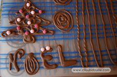 Ciloubidouille » Décoration bûche de Noël