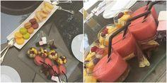 Gluten Free Afternoon Tea at La Mamounia, Marrakech