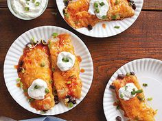 Black Bean and Cheese Enchiladas with Ranchero Sauce