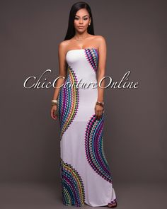 Chic Couture Online - Steffie White Multi-Color String Back Maxi Dress, (http://www.chiccoutureonline.com/steffie-white-multi-color-string-back-maxi-dress/)