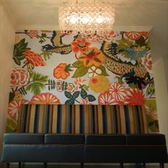 The Dragon Hand Painted Ideas  Beautiful Hand Painted Living Room Murals Decor Art