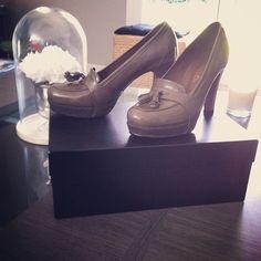 Ouuiiiiiiiii !!!! #shoes #chaussures #rosemetal #shopping #weekend