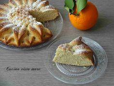 La torta al succo di arancia senza glutine è un dolce semplice per la colazione o la merenda, ideale in caso di intolleranze a nichel, lattosio e glutine.