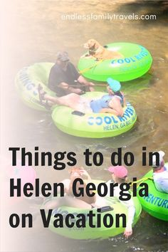 There are so many things to do in Helen Georgia on vacation - from ziplining to wine-tasting and pottery. A little slice of Bavaria in the Blue Ridge Mountains! #HelenGA #BlueRidgeMountains #Travel Helen Georgia, Helen Ga, Georgia Beaches, Best Family Vacation Spots, Stuff To Do, Things To Do, Mountain Hiking, Blue Ridge Mountains, Romantic Getaways