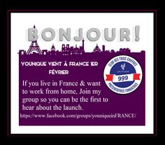 if your interested in owning your own business & live in france  join my…