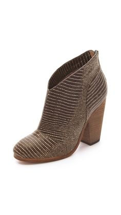 My new purchase! LOVE LOVE Modern Vintage Shoes Taylor Booties