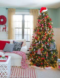 Santa-north-pole-tree