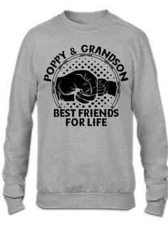 4910cada2 Are you ready for big brother and lil brother best friends for life  crewneck sweatshirt by tshiart. get this great custom sweatshirt in  different colors and ...