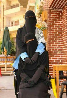 Arab Girls Hijab, Muslim Girls, Muslim Women, Hijabi Girl, Girl Hijab, Pakistani Makeup, Hijab Evening Dress, Niqab Fashion, Stylish Hijab