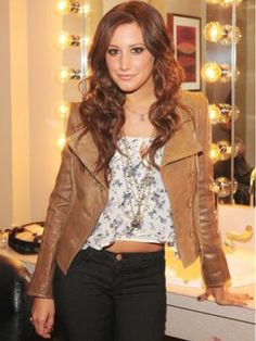http://www.fitjackets.com/products/Ashley-Tisdale-Jacket.html  Get outstanding #AshleyTisdale #Jacket for Sale Now at our #Onlinestore FitJackets in discounting #price. with #freeshipping Worldwide