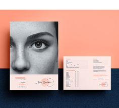 Visual Identity made for Sara Dalbem, a specialist in micropigmentation that pursues natural colors and shapes.