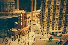 レゴ, レゴランド, おもちゃ, ダウンタウン, アトランタ