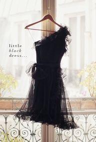 Beautiful and Sexy Black Dress