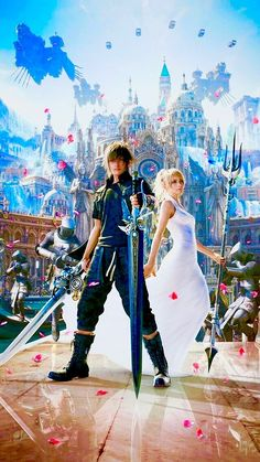 Discover recipes, home ideas, style inspiration and other ideas to try. Final Fantasy Cloud, Final Fantasy Vii Remake, Cosplay Final Fantasy, Noctis Final Fantasy, Final Fantasy Characters, Final Fantasy Artwork, Epic Cosplay, Fantasy Series, Fantasy World
