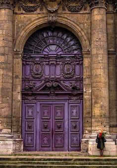 Purple Door