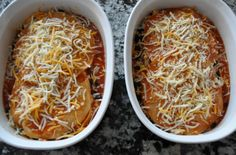 Here is a great Mexican Casserole that is skinny and delicious! We made this as one of our make ahead dinners and it was a hit!     … [+] Read More...