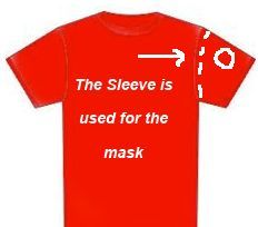 Make a Super Hero Cap and Mask from an old tshirt!!!