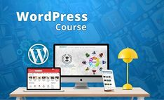 Wordpress course for students