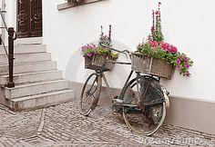 Bicycle by Hansenn, via Dreamstime