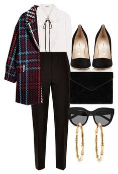 winter outfits formales Ive Plaid About Enough. Classy Outfits, Chic Outfits, Fall Outfits, Fashion Outfits, Womens Fashion, Fashion Trends, Fashionable Outfits, Gucci Fashion, Plaid Fashion