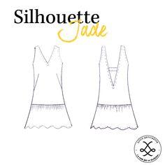Robe Jade | Mode Femme | Kit Couture | DIY | Patron | Tissu