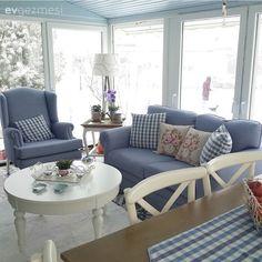 Sehpa, Mavi, Yemek masası, Kış bahçesi