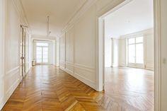 Magnifique appartement haussmanien 7 pièces 240m2 Bd. Malsherbes, Paris 17ème http://www.barnes-international.com/vente/appartement-7-pieces-paris-17eme-malesherbes/A15502/A-15503.html #Immobilier #Luxe #Paris