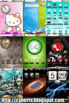 Sanal Alem: Android Telefonunuza Birbirinden Güzel Temalar İndirin