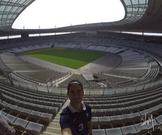 Estadio Stade de France en Saint-Denis, Fr , Mundial France 98
