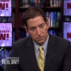 """""""Collect It All"""": Glenn Greenwald on NSA Bugging Tech Hardware, Economic Espionage & Spying on U.N. NO PLACE  TO HIDE"""