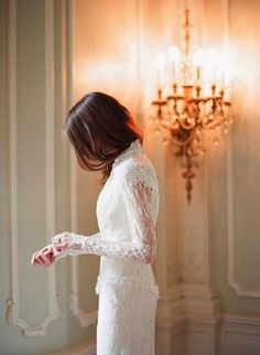 Stunning Long Sleeve Wedding Dresses - MODwedding
