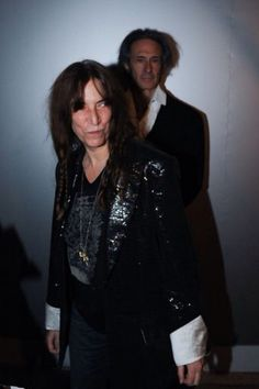 Patti and Lenny
