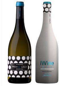 Botellas iWine Albariño Paco & Lola