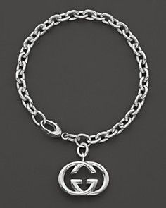 """Gucci Sterling Silver """"Britt"""" Bracelet  One of my favourite pieces of jewellery at the moment! Love my bracelet ❤"""