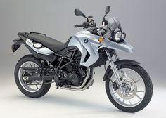 BMW F650GS  If I get a bike again, something like this.