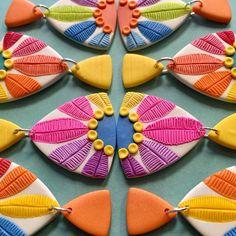 DIY Polymer Clay Jewelry Crafts - Hey Lai