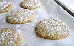 Sinner Sunday: Pistache amaretti koekjes