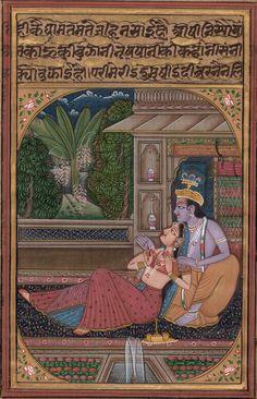 Krishna Radha Pahari