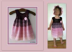 Süsses Sommerkleidchen für kleine und große Mädchen bebilderte Schritt-für Schritt-Anleitung leicht abwandelbar für andere Konfektionsgrößen auch als Tunika zu arbeiten Anfängertauglich