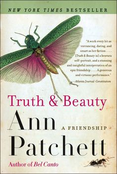 Truth and Beauty #goodreads #best books. I love all her books. Adding this to my 2015 book list.
