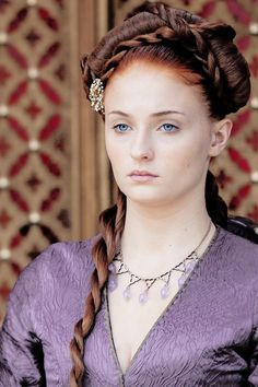 Sansa Stark The Lion and the Rose Game of Thrones