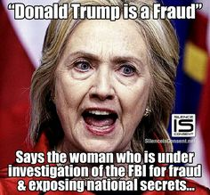 The Truth About This Witch: http://dumphillatyclinton.org