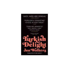 Turkish Delight (Paperback) (Jan Wolkers)