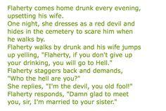 Some Irish Humor Irish Memes, Irish Humor, Celtic Thunder, Crazy Day, Irish Roots, Luck Of The Irish, Captain Jack, Adult Humor, Don't Give Up