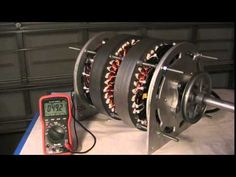 U.S. PATENT #9,444,294 Low RPM 30kW PM Generator - YouTube