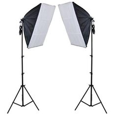 2 x Continuous Lighting Kit 50x70cm Softbox Soft Box: Amazon.co.uk: Camera & Photo