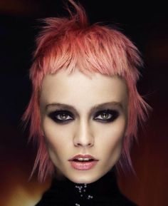 Mark Leeson British hairdresser of the year 2015!