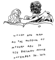It's #Miro Monday! Today's featured artist is illustrator Jason Polan, who is trying to sketch every person in New York. Read more on the blog: http://www.remembermiro.com/blogs/in-the-news/7039892