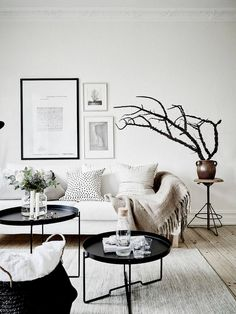 70+ Comfy Scandinavian Living Room Design