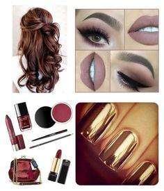"""""""Holiday Must Do's"""" by borrowedbydesign ❤ liked on Polyvore featuring beauty"""